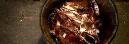 ایران در رتبه دوازدهم تولیدکنندگان مس جهان