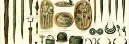 شکلگیری تمدن با سنگ آهن، مس و مفرغ - نرگس قیصری