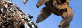 تهدید قراضه برای بازار سنگ آهن