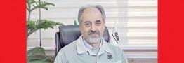 سبحانی رئیس انجمن فولاد شد