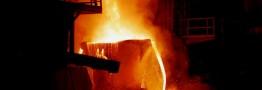 کاهش قیمت فولاد ایران