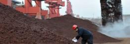 بازار سنگ آهن چین در سکوت مطلق