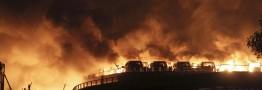 انفجار در بندر تیانجین چین و تاثیر آن بر صادرات فلزات