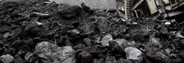 خزان نیروگاه های زغال در آمریکا