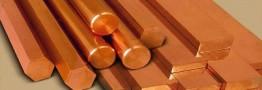 نوسان قیمت فلزات رنگی در بازارهای جهانی