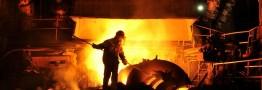 بار سنگین نیروی انسانی بر دوش صنعت فولاد
