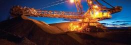 ایران به دنبال افزایش تولیدات معدنی