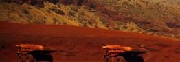 ریوتینتو معدن جدید سنگ آهن باز میکند