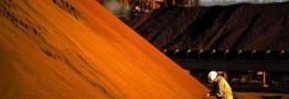 بازار سنگ آهن چین در ثبات