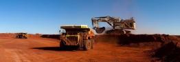 آماری خواندنی درمورد صادرات سنگ آهن غول های معدنی برزیل