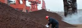 سنگ آهن باز هم ارزان تر شد