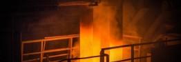 تولید فولاد ایران 6.8 میلیون تن شد