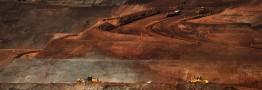 بهره برداری از عمق ۲۴۰ متری معدن باستانی نخلک