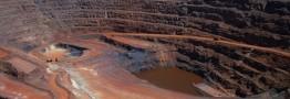 صدور مجوز محیط زیست برای اکتشافات مقدماتی در یک پهنه معدنی مرکزی