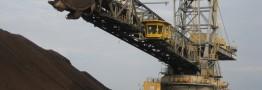 سقوط کم سابقه قیمت های سنگ آهن