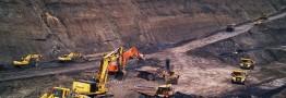 کاهش سود سهام شرکت های تولیدکننده تجهیزات معدنی