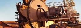 ضعف بازار سنگ آهن زودگذر است؟