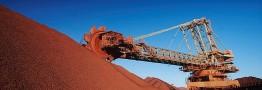 کاهش 12 درصدی در واردات سنگ آهن
