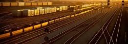 انحراف ترن کالایی روی ریل چین
