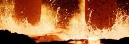 ولید فولاد خام کشور از مرز ۷ میلیون تن گذشت