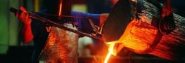 روند ادامه دار کاهش تولید فولاد در چین