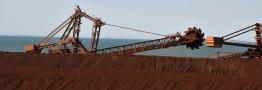 بهبود تولید سنگ آهن در هند