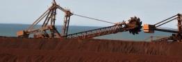 بازار سنگ آهن در چین بدون حرکت