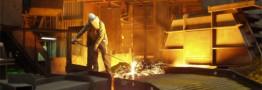 نوسانات برقی ،کوره های ذوب فولاد را تهدید میکند