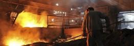 بسته شدن پرونده تحریمها صادرات فولاد را رونق می دهد