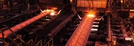 کاهش قیمت فولاد روی موج تهاتر