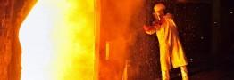 راهاندازی آزمایشی کوره پاتیلی مجتمع فولاد سبا