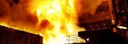 علت انفجار مرگبار در ذوب آهن اصفهان