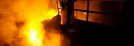 بازار فولاد خاورمیانه از رونق افتاد
