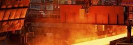 روند تولید فولاد نزولی نمیشود