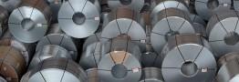 شیب تند افت قیمت فولاد