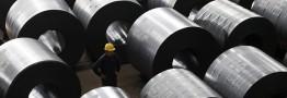 پایان یک هفته نزولی در بازار فولاد