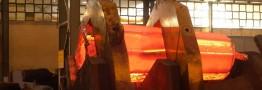 تهدیدهای بینالمللی صنعت فولاد ایران