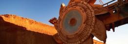صادرات سنگ آهن کشور 41 درصد کاهش یافت