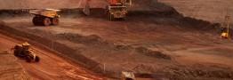 چشمانداز شکننده برای بازار سنگآهن