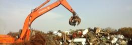 قراضه آهن نیازمند توجه فولادسازان