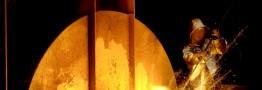 افتتاح فولاد شادگان بعد از ۱۱ سال