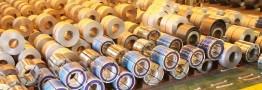 انبار تولیدکنندگان فولادی خالی است