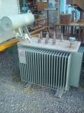 دستگاه قالب گیری، ترانس ایزوله 400 کاوا و کوبه بادی